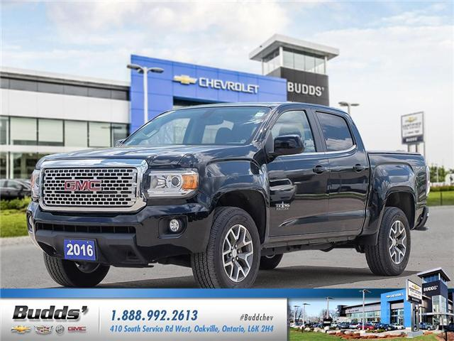 2016 GMC Canyon SLE (Stk: XT9094A) in Oakville - Image 1 of 27