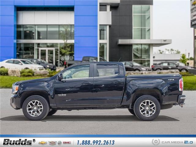 2016 GMC Canyon SLE (Stk: XT9094A) in Oakville - Image 2 of 27