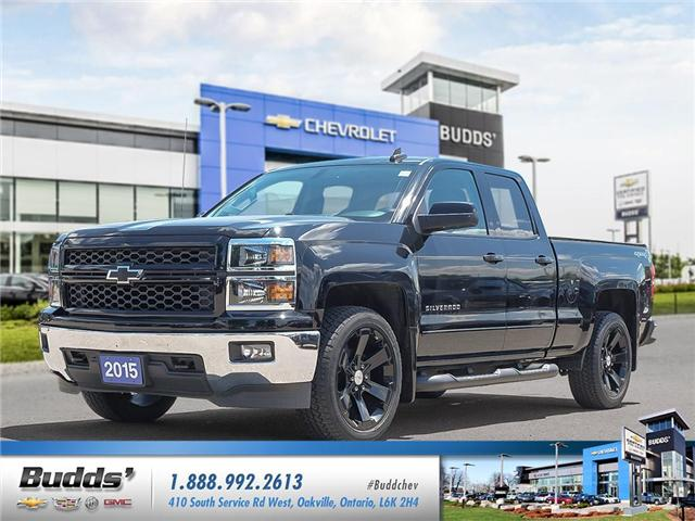 2015 Chevrolet Silverado 1500  (Stk: XT7334T) in Oakville - Image 1 of 27