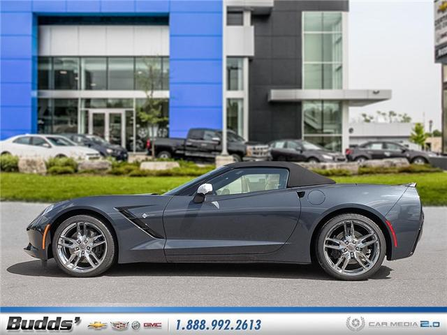2019 Chevrolet Corvette Stingray Z51 (Stk: CV9023) in Oakville - Image 2 of 26