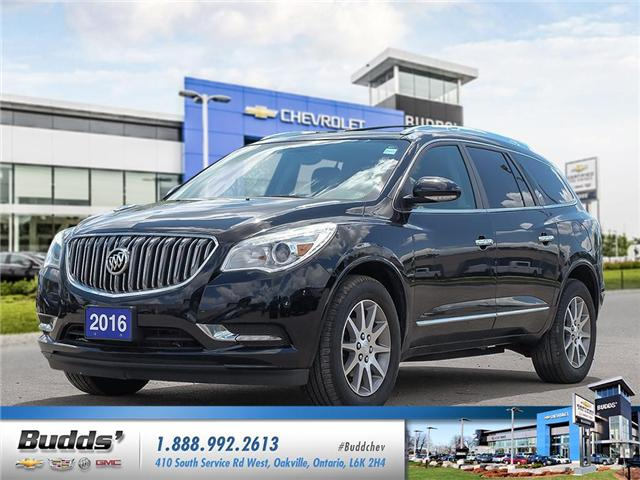 2016 Buick Enclave Leather (Stk: XT7171LA) in Oakville - Image 1 of 26
