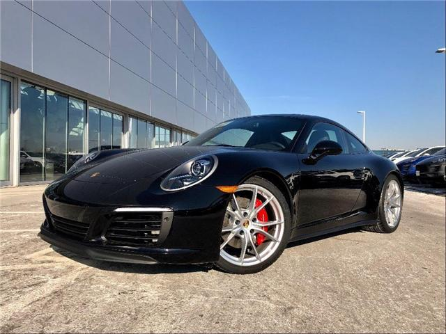 2019 Porsche 911 Carrera 4S Coupe PDK (Stk: P13529) in Vaughan - Image 1 of 19
