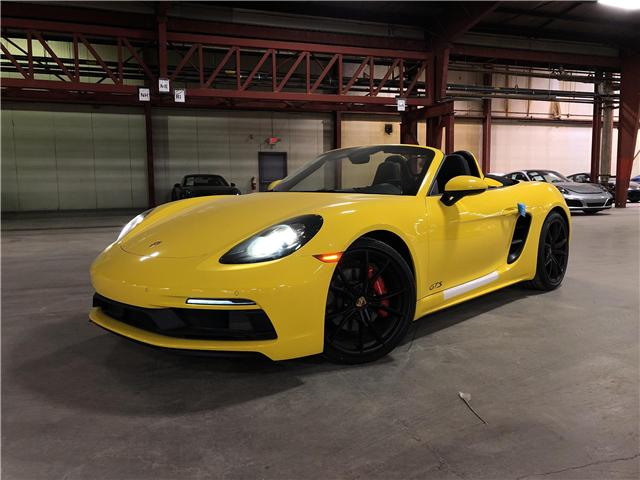 2019 Porsche 718 Boxster GTS PDK (Stk: P13588) in Vaughan - Image 1 of 20
