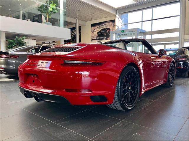 2018 Porsche 911 Carrera 4 GTS Cabriolet PDK (Stk: P13827) in Vaughan - Image 2 of 18