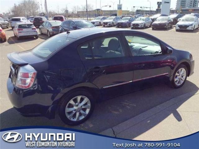 2011 Nissan Sentra  (Stk: 95400A) in Edmonton - Image 7 of 23