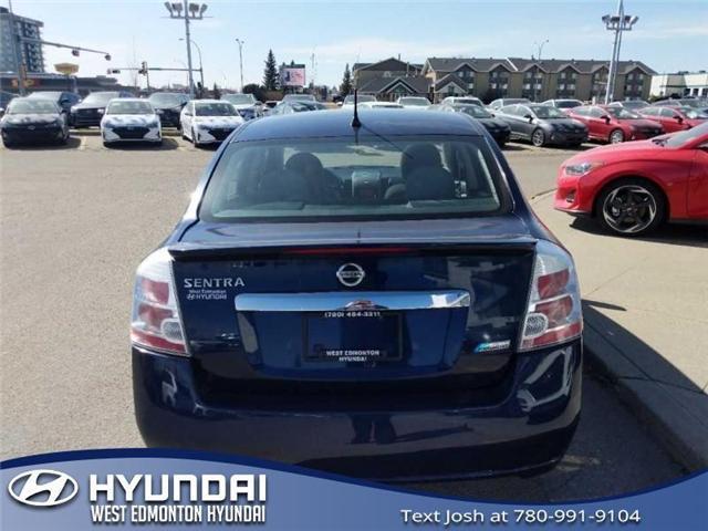 2011 Nissan Sentra  (Stk: 95400A) in Edmonton - Image 8 of 23