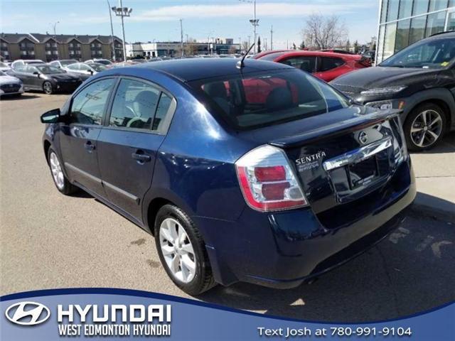 2011 Nissan Sentra  (Stk: 95400A) in Edmonton - Image 9 of 23