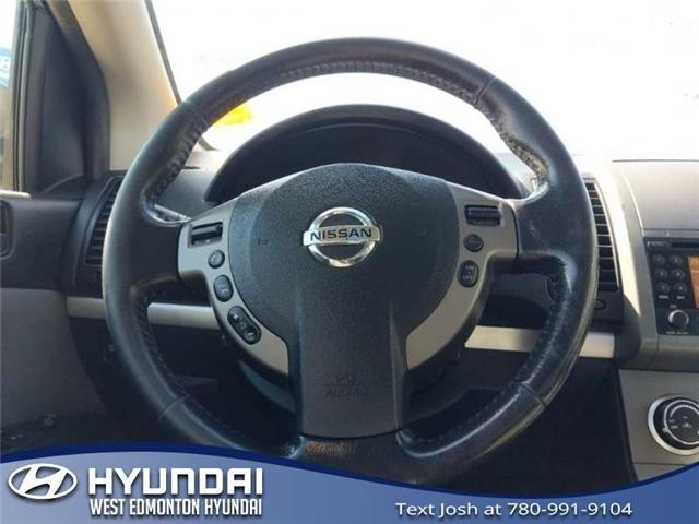 2011 Nissan Sentra  (Stk: 95400A) in Edmonton - Image 14 of 23