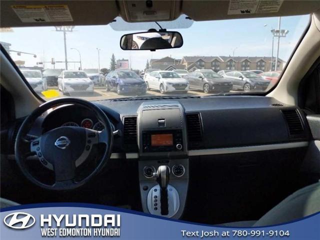 2011 Nissan Sentra  (Stk: 95400A) in Edmonton - Image 16 of 23