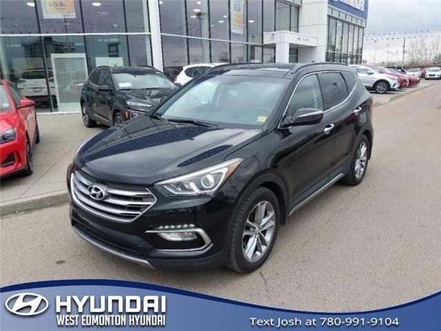 2017 Hyundai Santa Fe Sport  (Stk: E4442) in Edmonton - Image 2 of 25