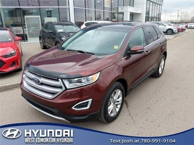 2016 Ford Edge SEL (Stk: E4452) in Edmonton - Image 2 of 26
