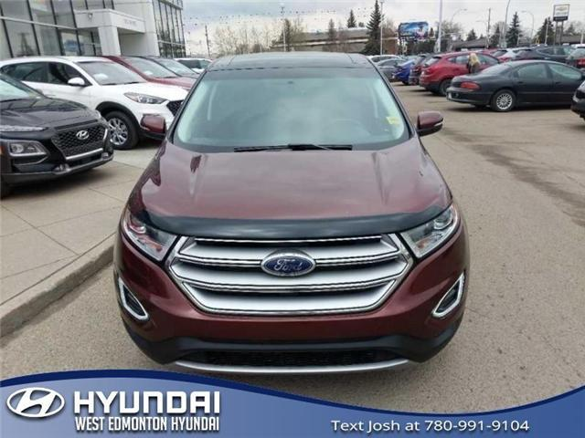 2016 Ford Edge SEL (Stk: E4452) in Edmonton - Image 4 of 26