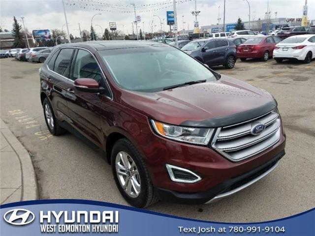2016 Ford Edge SEL (Stk: E4452) in Edmonton - Image 5 of 26