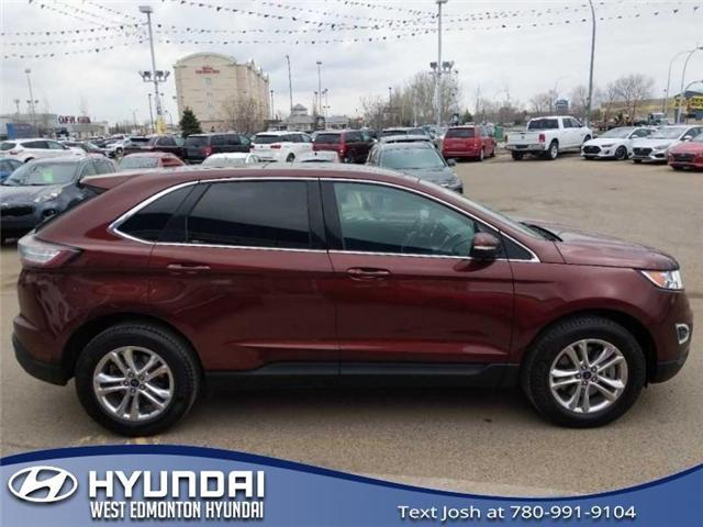 2016 Ford Edge SEL (Stk: E4452) in Edmonton - Image 6 of 26