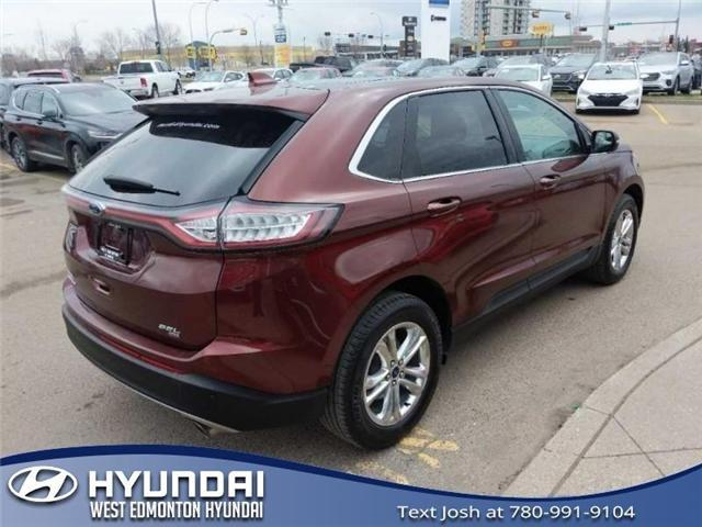 2016 Ford Edge SEL (Stk: E4452) in Edmonton - Image 7 of 26