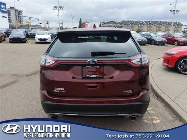 2016 Ford Edge SEL (Stk: E4452) in Edmonton - Image 8 of 26