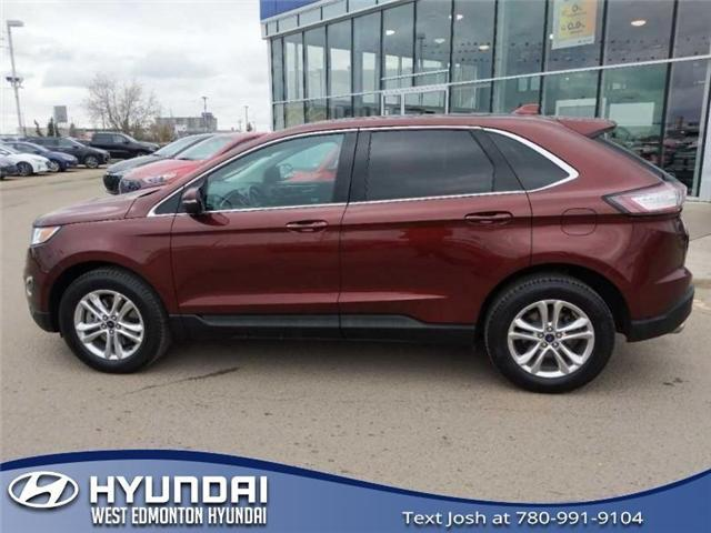 2016 Ford Edge SEL (Stk: E4452) in Edmonton - Image 10 of 26