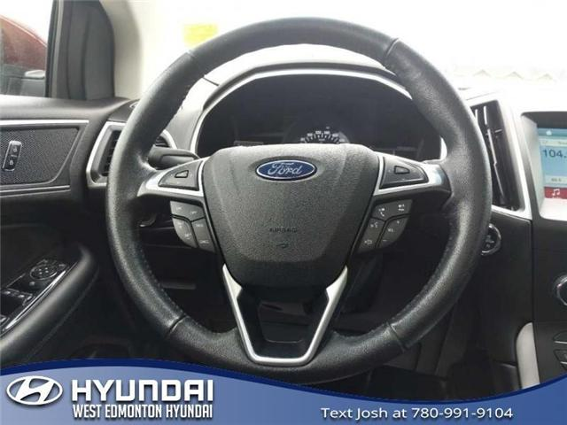 2016 Ford Edge SEL (Stk: E4452) in Edmonton - Image 14 of 26