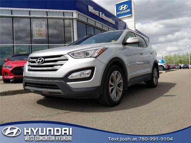 2016 Hyundai Santa Fe Sport  (Stk: P0965) in Edmonton - Image 1 of 24