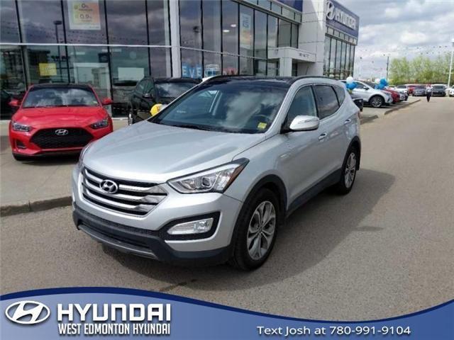 2016 Hyundai Santa Fe Sport  (Stk: P0965) in Edmonton - Image 2 of 24