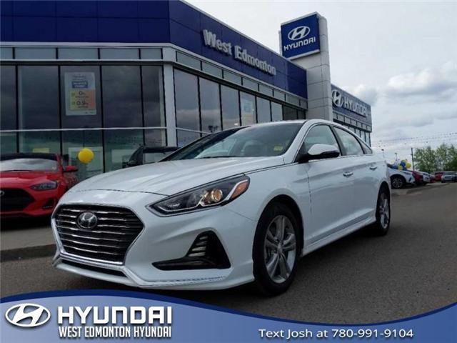 2018 Hyundai Sonata  (Stk: 99044A) in Edmonton - Image 1 of 26