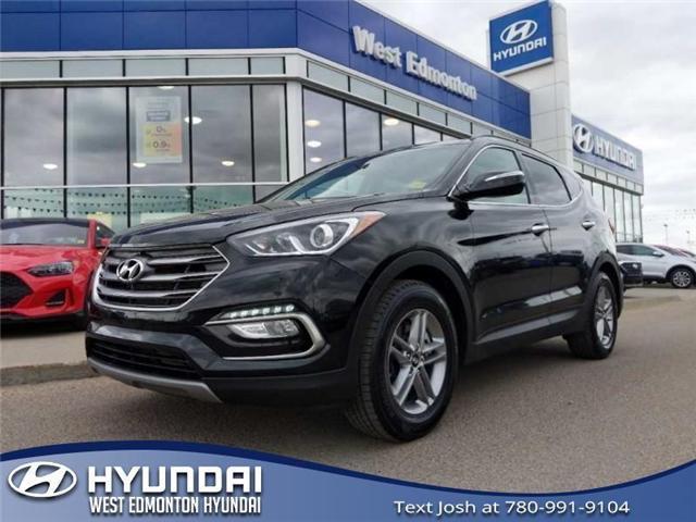 2018 Hyundai Santa Fe Sport  (Stk: E4473) in Edmonton - Image 1 of 23