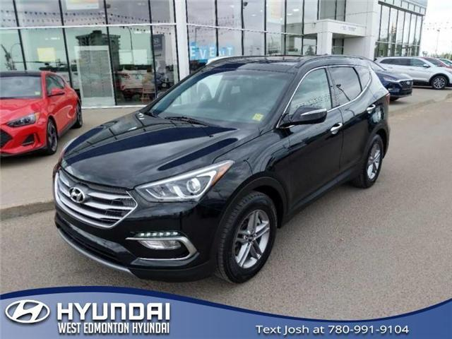 2018 Hyundai Santa Fe Sport  (Stk: E4473) in Edmonton - Image 2 of 23
