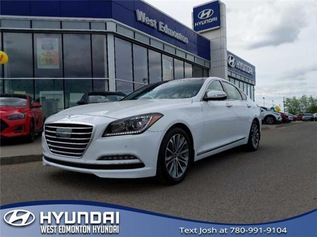 2015 Hyundai Genesis 3.8 (Stk: E4468) in Edmonton - Image 1 of 25