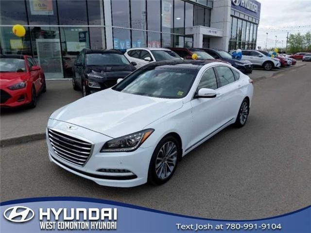2015 Hyundai Genesis 3.8 (Stk: E4468) in Edmonton - Image 2 of 25