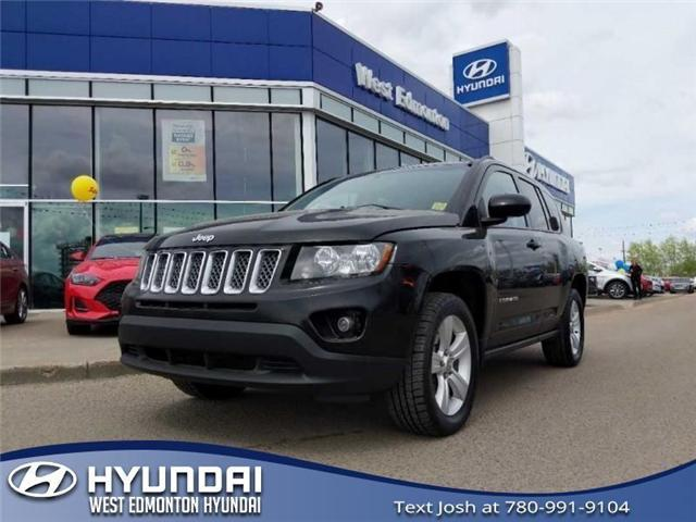 2015 Jeep Compass Sport/North (Stk: 94543A) in Edmonton - Image 1 of 21