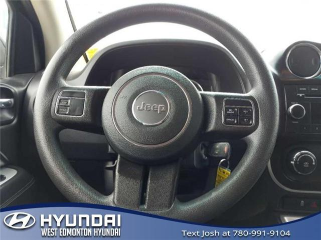 2015 Jeep Compass Sport/North (Stk: 94543A) in Edmonton - Image 12 of 21