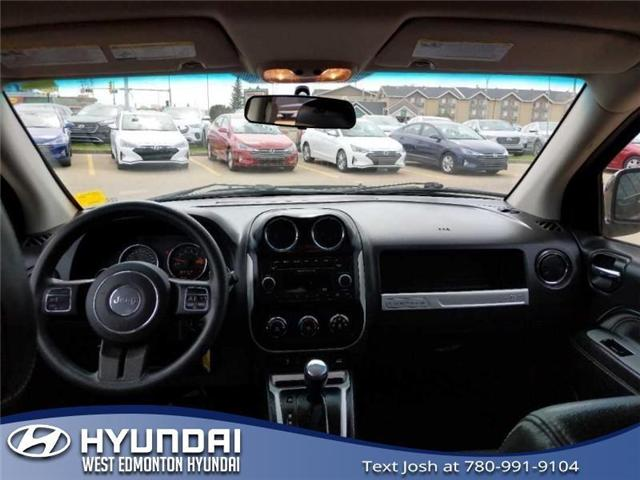 2015 Jeep Compass Sport/North (Stk: 94543A) in Edmonton - Image 14 of 21