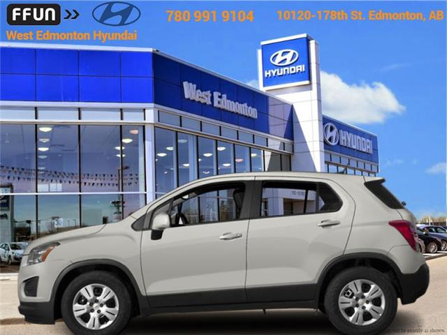 2013 Chevrolet Trax LTZ (Stk: P0983) in Edmonton - Image 1 of 1