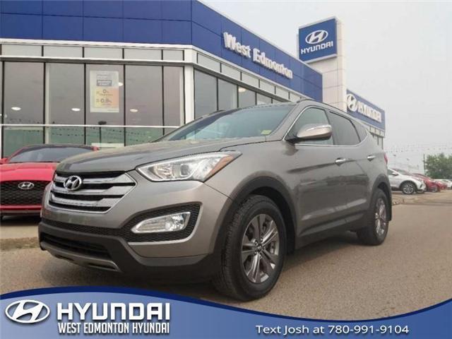 2016 Hyundai Santa Fe Sport  (Stk: 96947AA) in Edmonton - Image 1 of 27