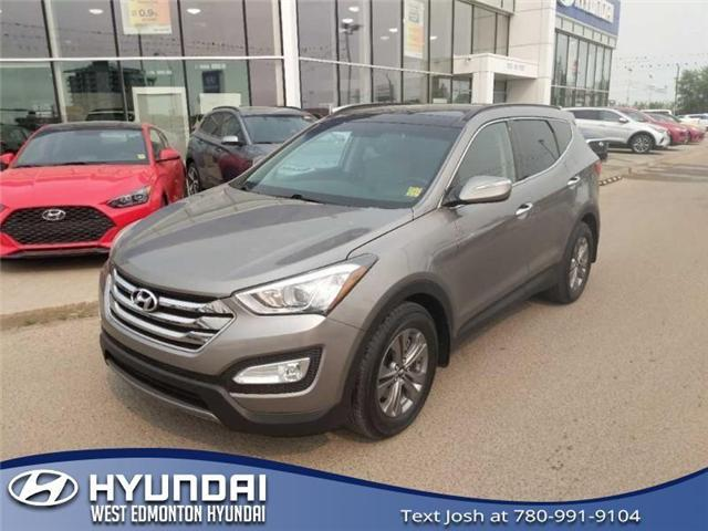 2016 Hyundai Santa Fe Sport  (Stk: 96947AA) in Edmonton - Image 2 of 27