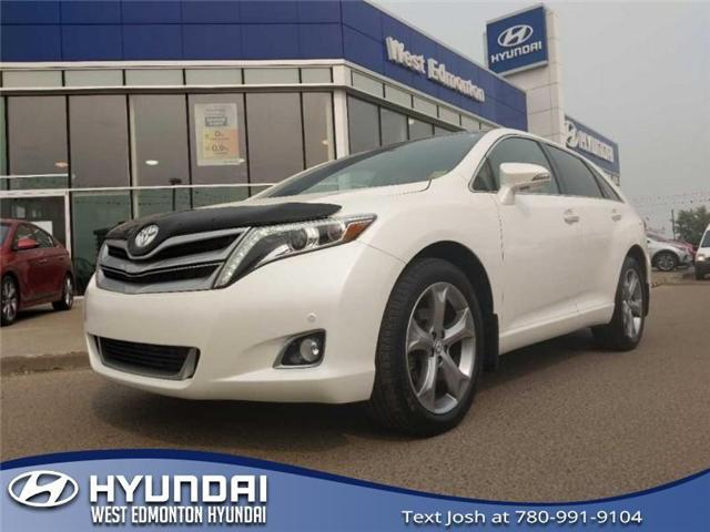 2016 Toyota Venza Base V6 (Stk: 91441A) in Edmonton - Image 1 of 22