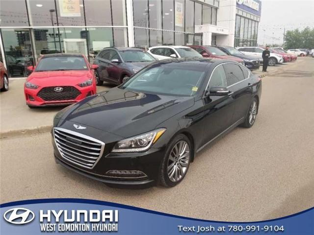 2015 Hyundai Genesis 5.0 Ultimate (Stk: E4485) in Edmonton - Image 2 of 29