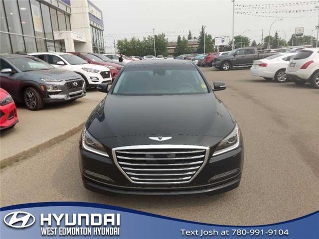 2015 Hyundai Genesis 5.0 Ultimate (Stk: E4485) in Edmonton - Image 3 of 29