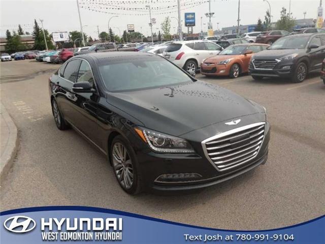 2015 Hyundai Genesis 5.0 Ultimate (Stk: E4485) in Edmonton - Image 4 of 29