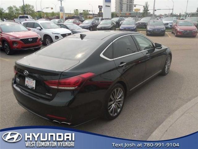 2015 Hyundai Genesis 5.0 Ultimate (Stk: E4485) in Edmonton - Image 6 of 29
