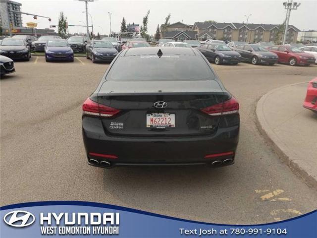 2015 Hyundai Genesis 5.0 Ultimate (Stk: E4485) in Edmonton - Image 7 of 29