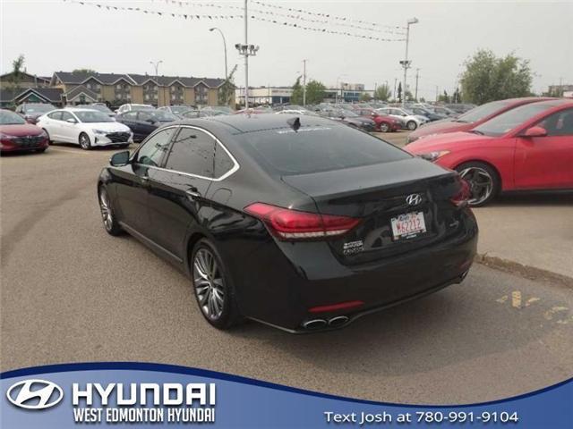 2015 Hyundai Genesis 5.0 Ultimate (Stk: E4485) in Edmonton - Image 8 of 29