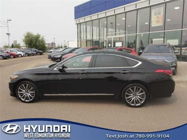 2015 Hyundai Genesis 5.0 Ultimate (Stk: E4485) in Edmonton - Image 9 of 29
