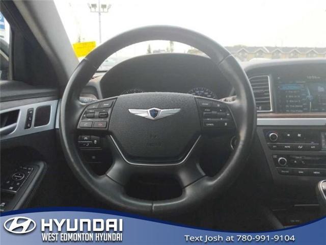 2015 Hyundai Genesis 5.0 Ultimate (Stk: E4485) in Edmonton - Image 13 of 29