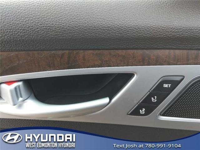2015 Hyundai Genesis 5.0 Ultimate (Stk: E4485) in Edmonton - Image 18 of 29