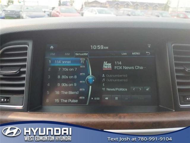 2015 Hyundai Genesis 5.0 Ultimate (Stk: E4485) in Edmonton - Image 21 of 29