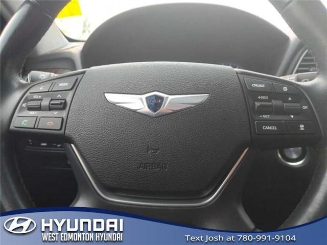 2015 Hyundai Genesis 5.0 Ultimate (Stk: E4485) in Edmonton - Image 28 of 29