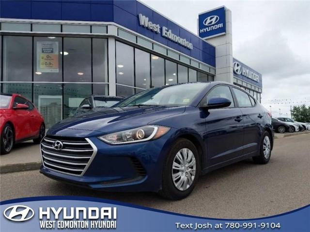 2018 Hyundai Elantra SE (Stk: 93225A) in Edmonton - Image 1 of 20