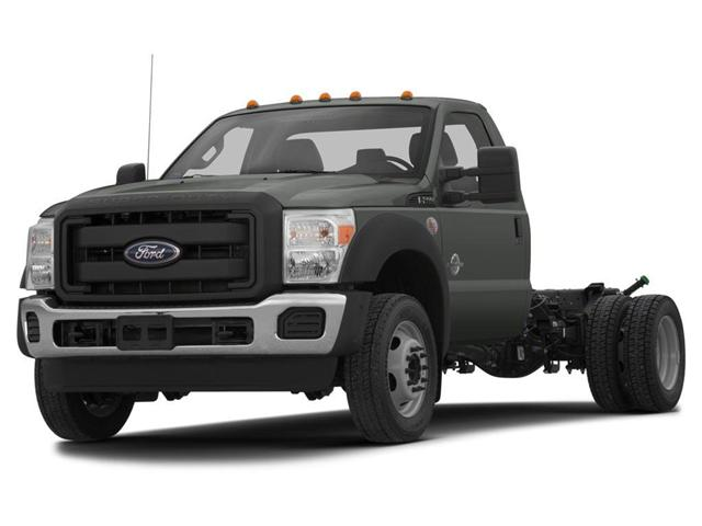 2013 Ford F-550 Chassis  (Stk: P48390) in Kanata - Image 1 of 7