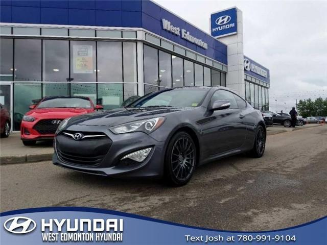 2016 Hyundai Genesis Coupe  (Stk: 94649A) in Edmonton - Image 1 of 21